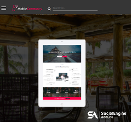 New Release: Ultimate Banner Slideshow Plugin To Make your SocialEngine Website Elegant and Attractive