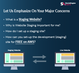 Staging Website: A Key to Success for SocialEngine Website Owners