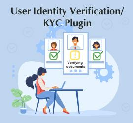 New Release: User Identity Verification / KYC Plugin - Validate Your Users Easily