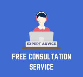 New Service: Free Consultation - Talk to Our Expert