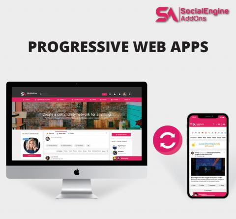 New Release: Widen your reach with Progressive Web App Plugin