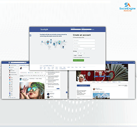 How can you build your own website like Facebook?