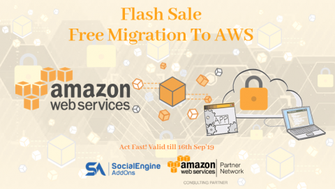SEAO Offering AWS Migration Free Of Cost
