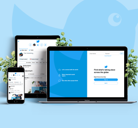 New Release: Ultimate Twitter Clone Theme - Make Your Community alike Twitter !