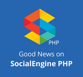 Exciting News on SocialEngine PHP !