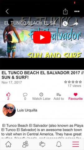 Videos View Page