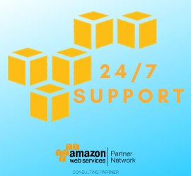 New Release: AWS 24/7 Support Service