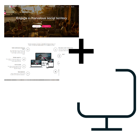 Advanced Videos and Responsive Allure Theme - Product Kit