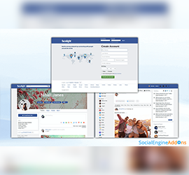 New Release: Facebook Clone Theme