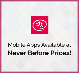 iOS & Android Mobile Apps Now Available At Never Before Prices