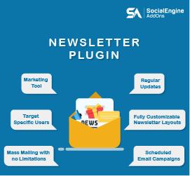 New Release: Newsletter / Marketing Plugin