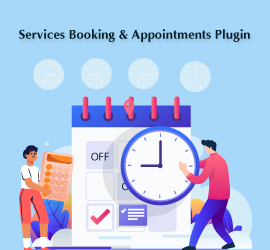 New Release: Services Booking & Appointments Plugin And Ongoing New Year Discount