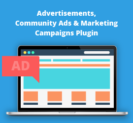 New Release: Advertisements, Community Ads & Marketing Campaigns Plugin for Effective & Engaging Advertisements