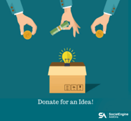 Crowdfunding for SocialEngine Cloud Storage Plugin